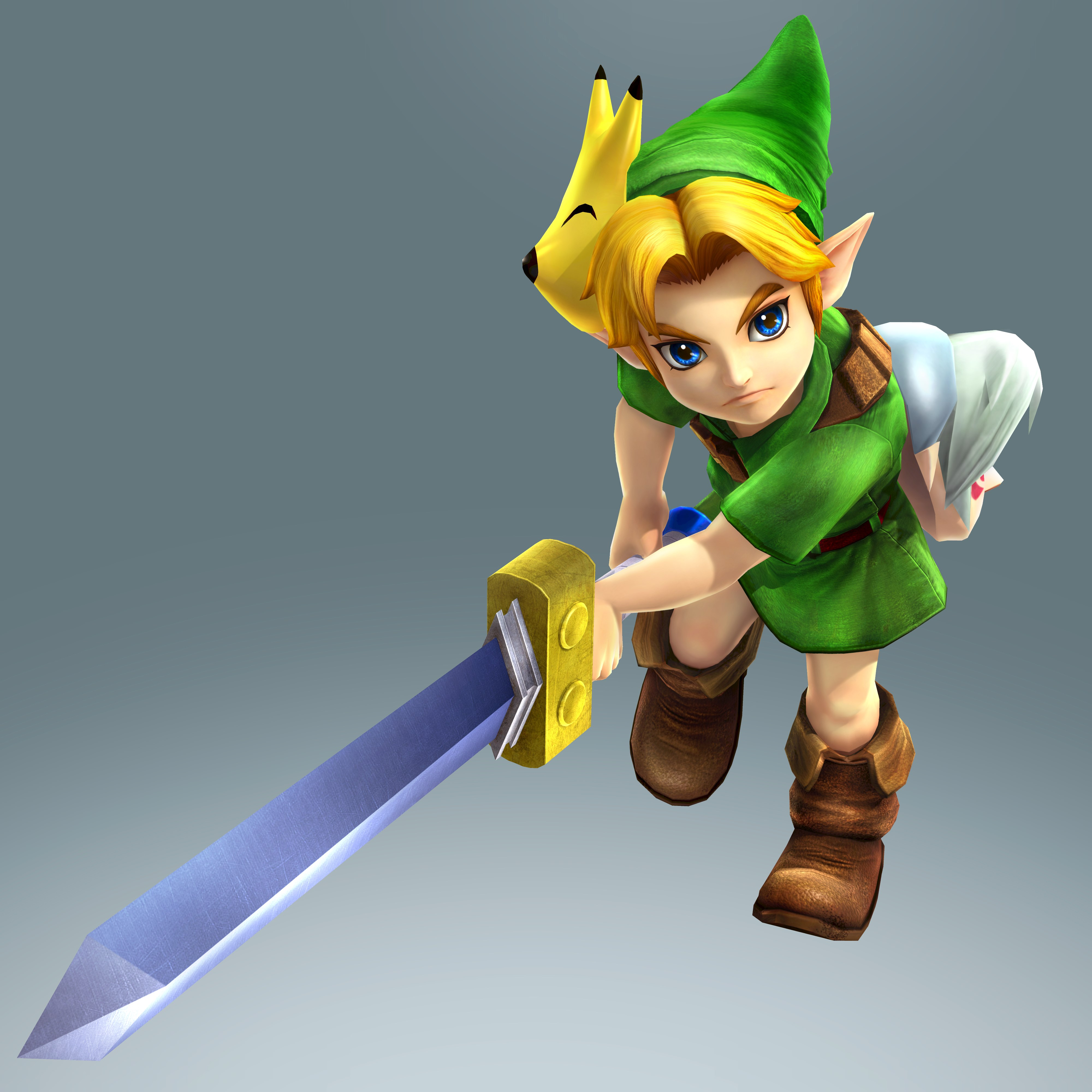 New Hyrule Warriors Artwork and Screenshots for the Majora's Mask ...