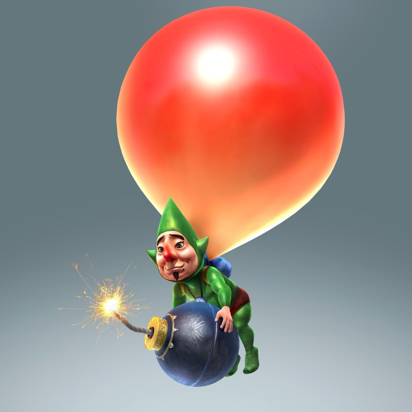 WiiU_HyruleWarriors_MajorasMaskDLC_Tingle_01