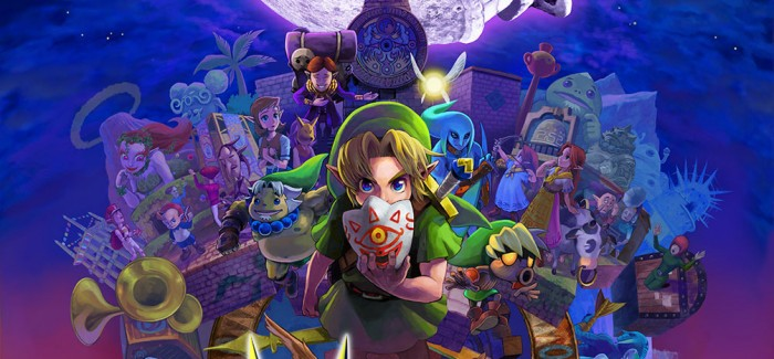 Majora's Mask 3D Japanese Box Art Revealed - Zelda Dungeon