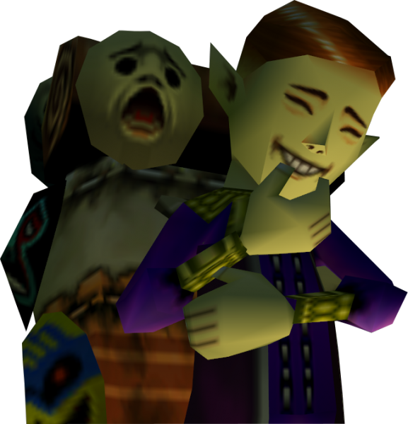 Happy Mask Salesman Happy Mask Salesman