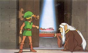 Sleeping_Zelda