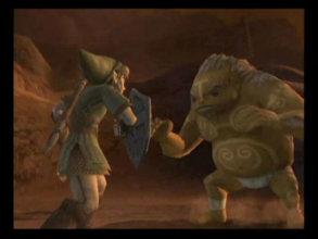 goron fight