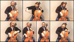 Cello Cover Hyrule Castle Them