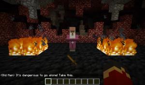 MinecraftZelda_OldMan