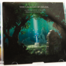 link between worlds sountrack