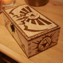 Triforce Box