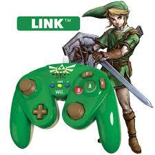 link gamecube controller