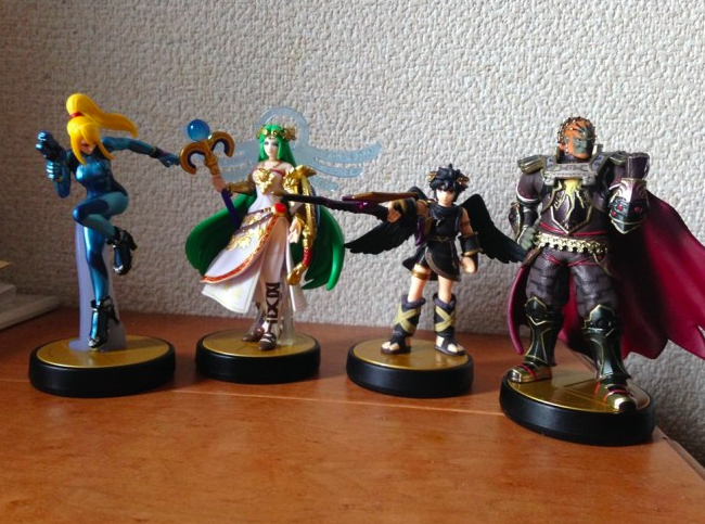 Up Close With The Ganondorf Amiibo Zelda Dungeon
