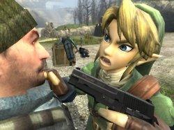 Call me Zelda one more time