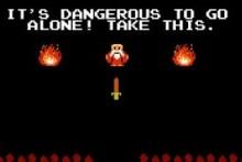 Intros in Zelda Pic