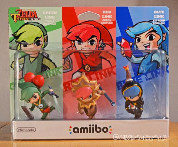 Fan Made Amiibos Found On Etsy Zelda Dungeon