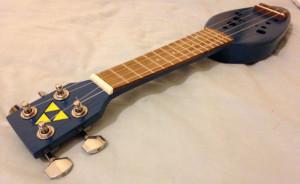 zelda ukulele