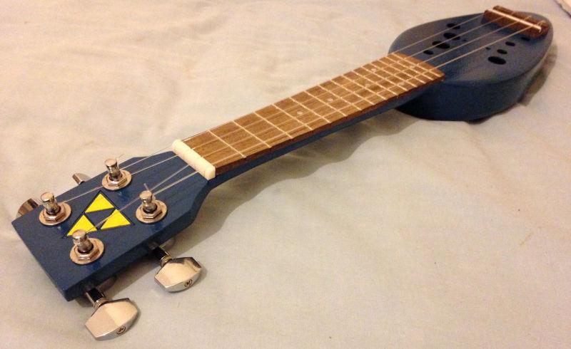 Wind waker ukulele