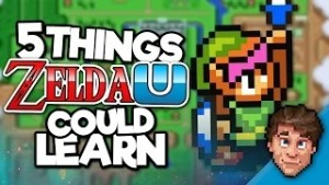 what zelda u can learn from alttp