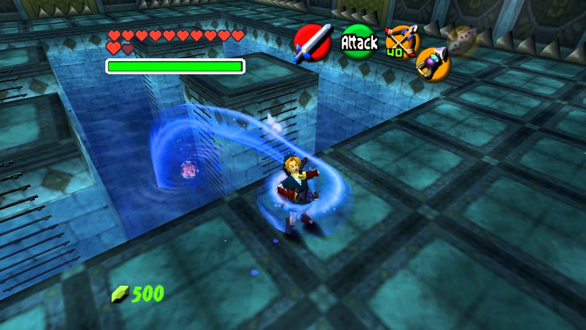 ZD Top - Top 5 Bosses/Mini-Bosses from Ocarina of Time