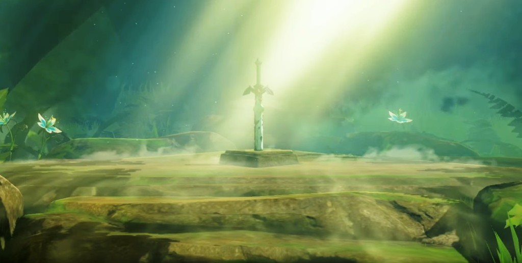 Daily Debate How Should Link Obtain The Master Sword In A Future