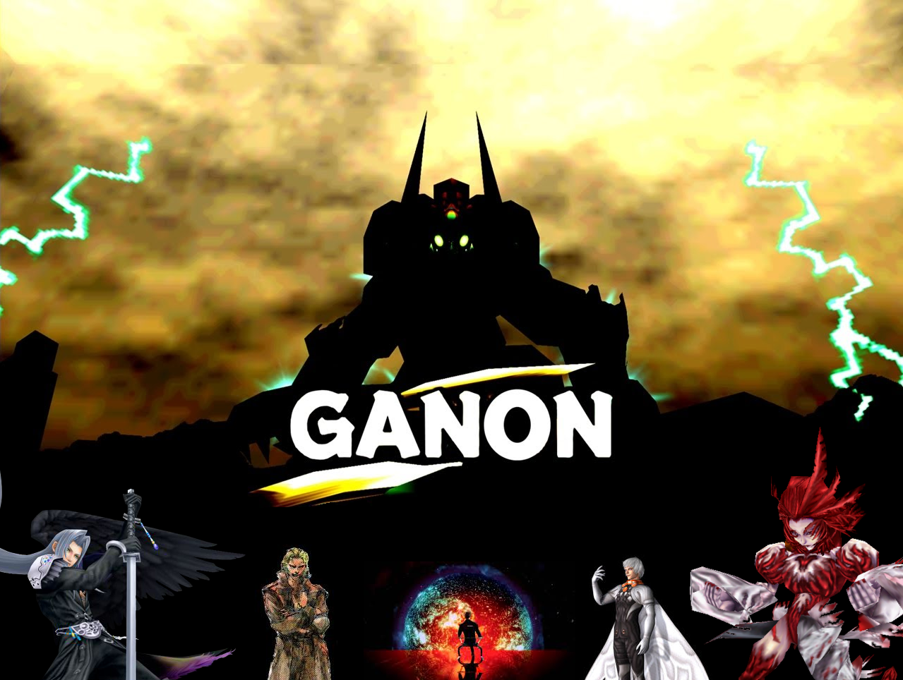 Why The Zelda Series Should Move On From Ganon Ganondorf