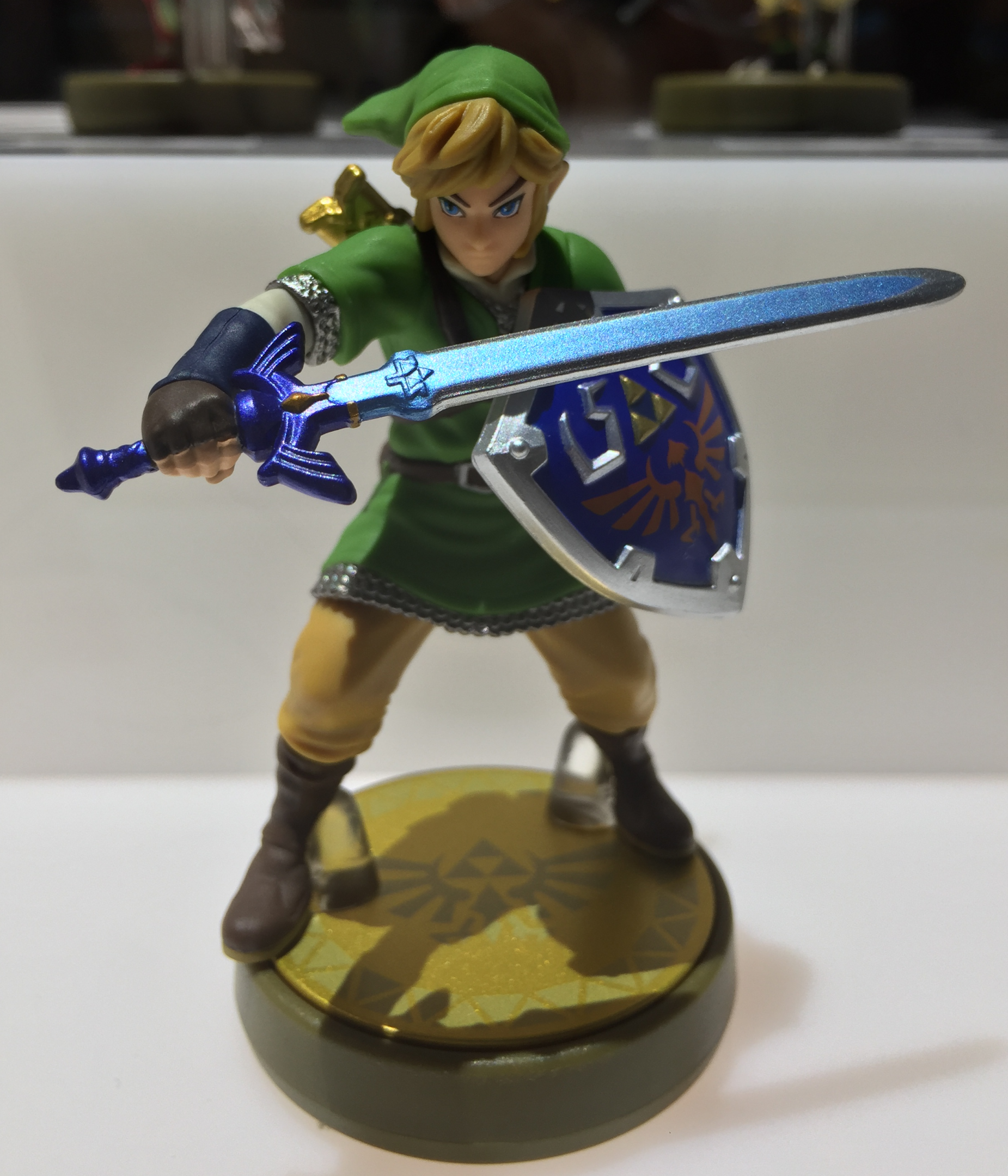 Catch a Breath with our E3 2017 amiibo Photo Gallery – Zelda Informer