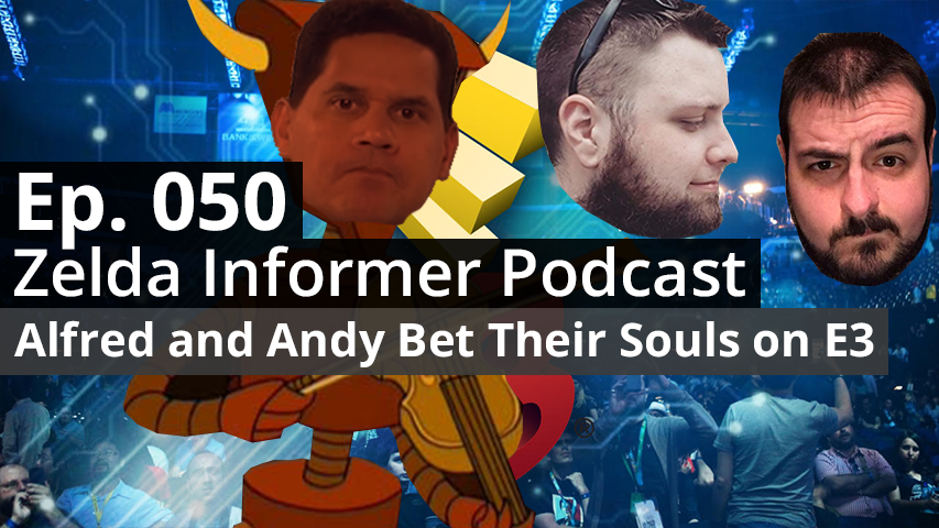 ZI Podcast Ep. 050 - Alfred and Andy Bet Their Souls on E3