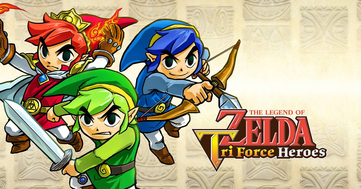 Tri Force Heroes: The Pinnacle of Man's Creation