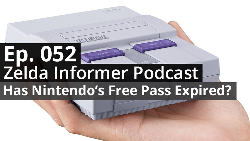 ZI Podcast Ep. 052 - Has Nintendo's Free Pass Expired?