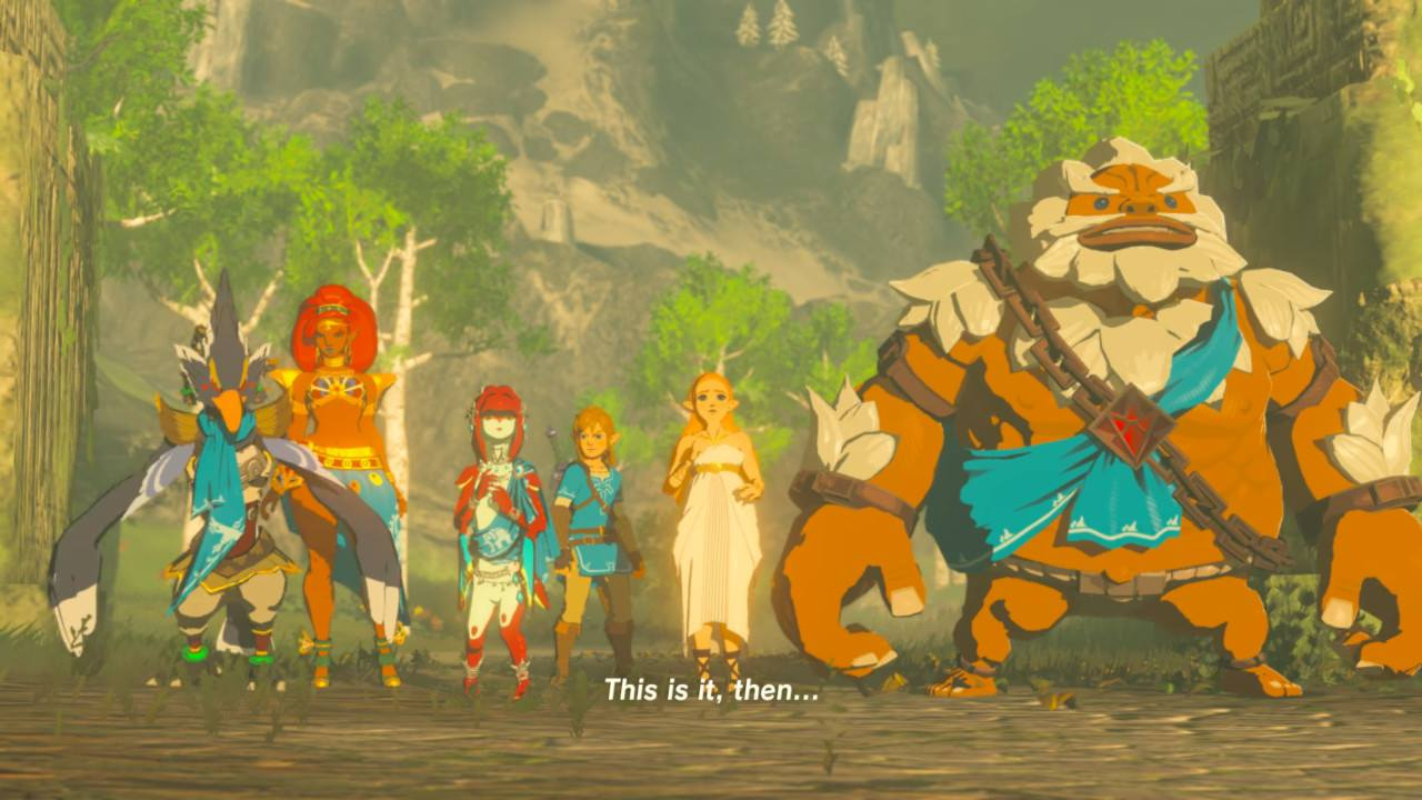 Breath Of The Wild And The Joy Of Discovery Part 2