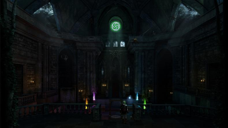 Dungeon Week: The Ethereal Aura of the Forest Temple