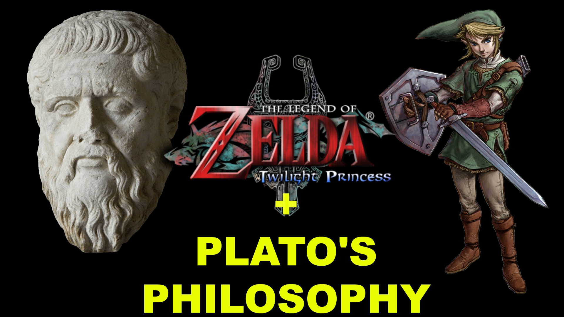 Twilight Princess and Plato: The Philosophy of Two Worlds
