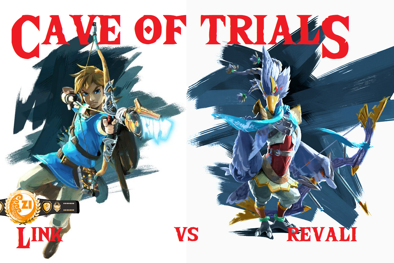 Cave of Trials: Week Four - Link vs Revali