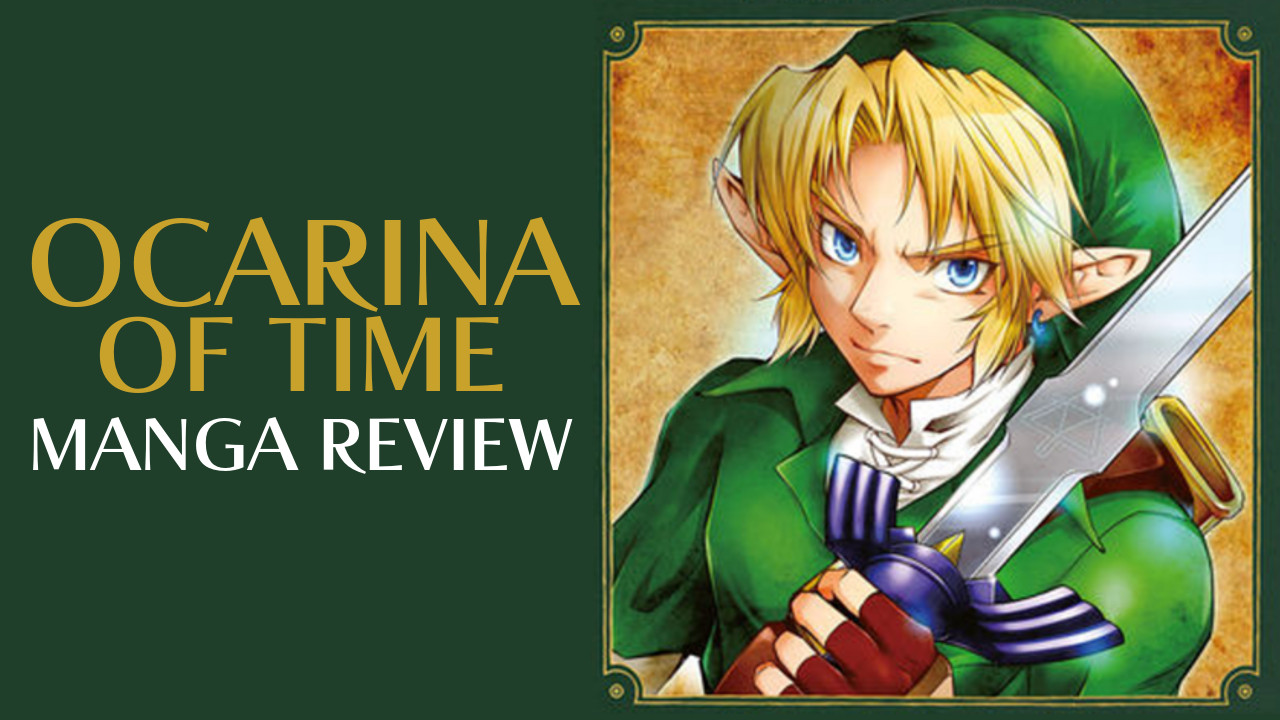 We Read The Ocarina Of Time Manga Here Are Our Thoughts Zelda Dungeon