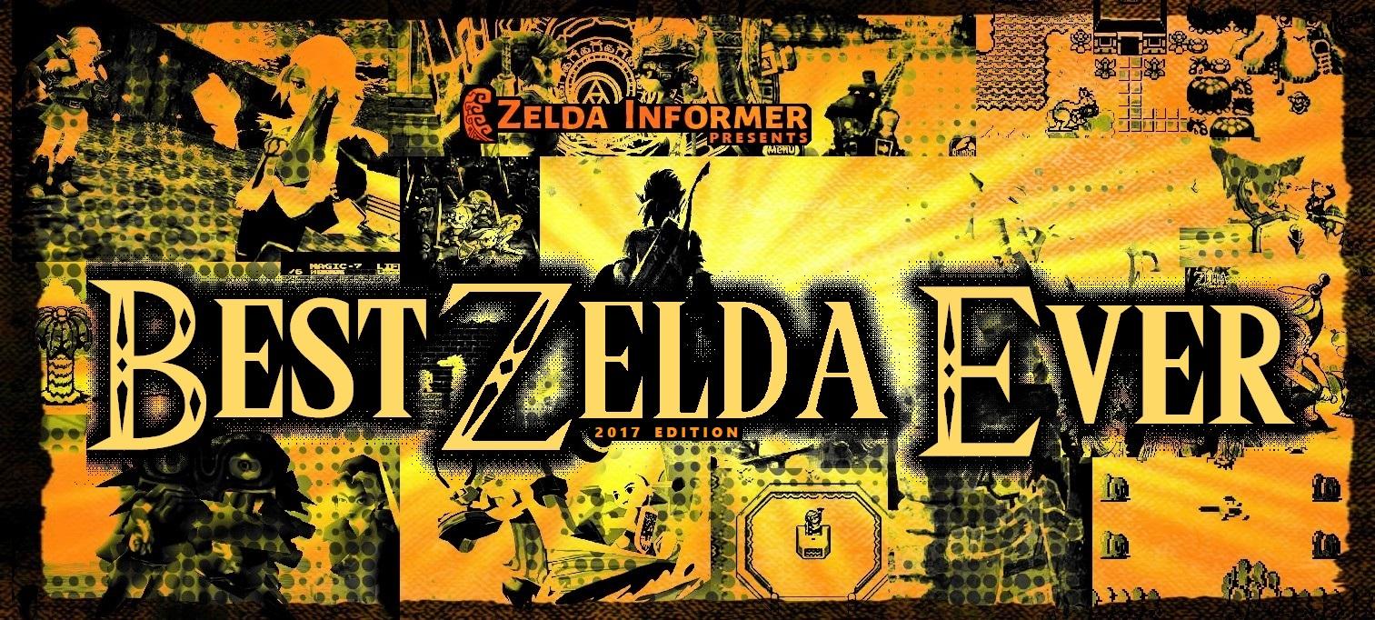 zelda informer's best zelda ever: 2017 edition list! – zelda dungeon