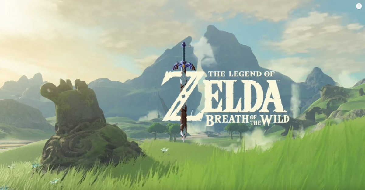 TIME Magazine Lists Breath of the Wild as 2017's Game of the Year
