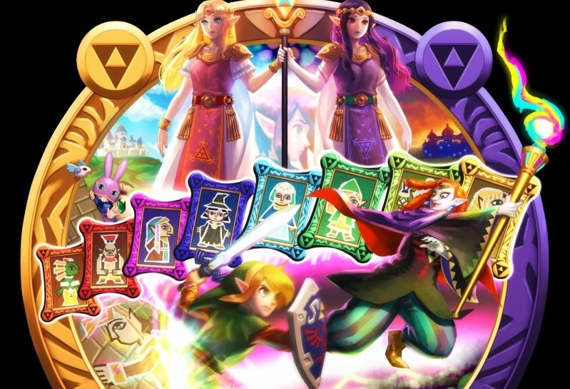 A Link Between Worlds is the sequel to a Link to the Past and was released  over twenty years after the original game came out. Despite the  considerable time ...