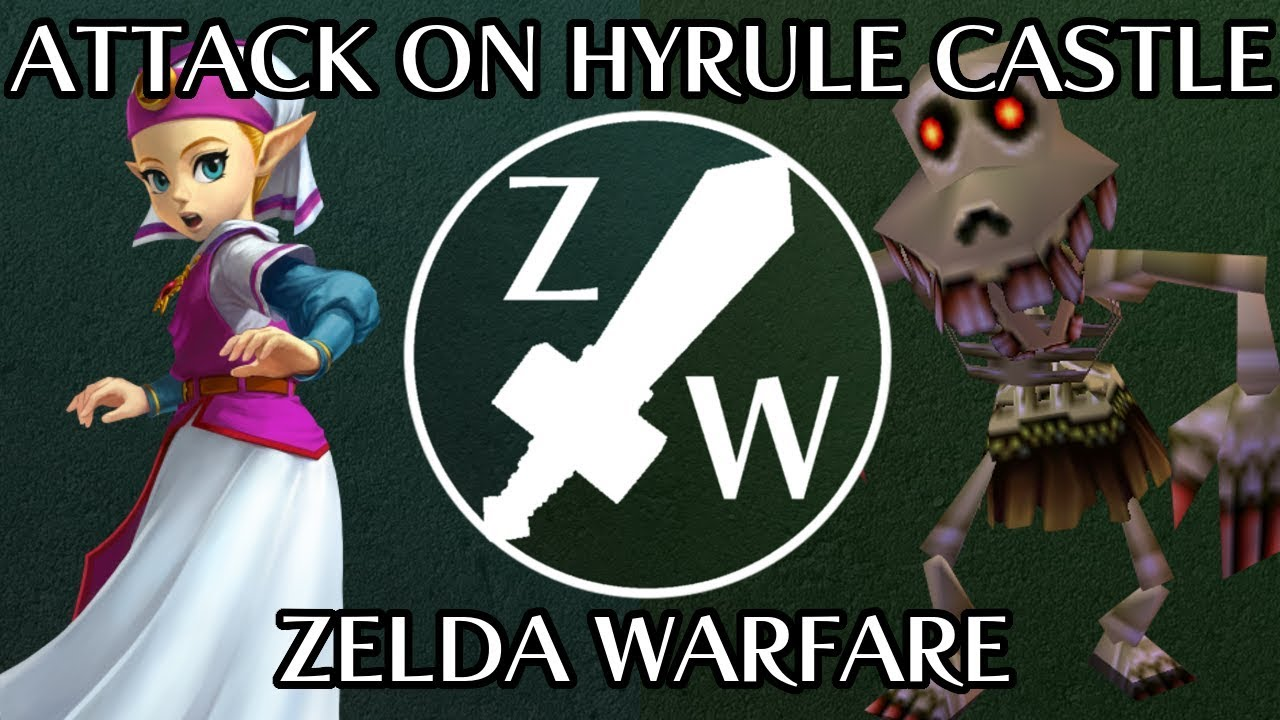 The Battle Rages On in Zelda Warfare - Our Ocarina of Time Race