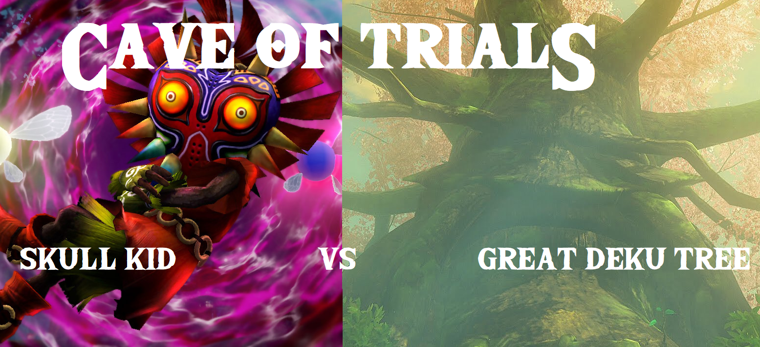 Cave of Trials: Week Sixteen - Skull Kid vs Great Deku Tree