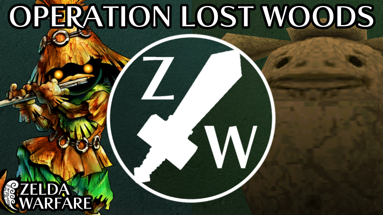 Zelda Warfare Campaign 4 - Operation Lost Woods
