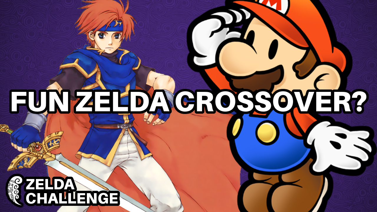Zelda Challenge - Which Series Would Make for a Fun Zelda Crossover?