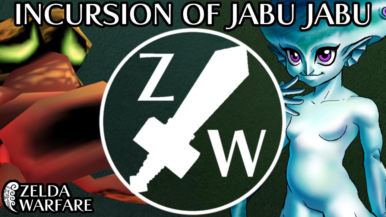 We Race Through Jabu Jabu in an Unconventional Way in the Latest Zelda Warfare