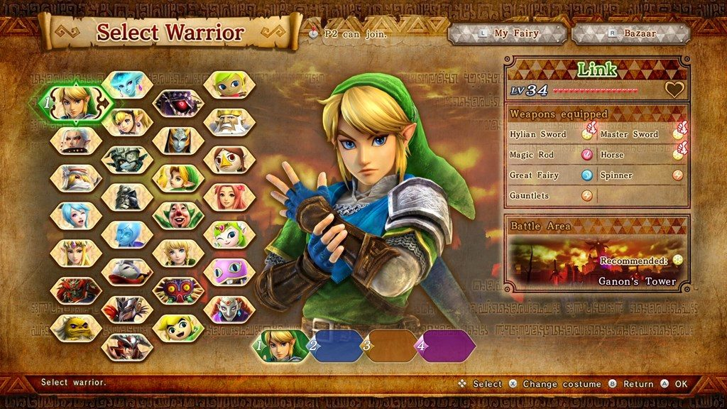 Hyrule Warriors Definitive Edition Announced For Switch Coming This Spring Zelda Dungeon