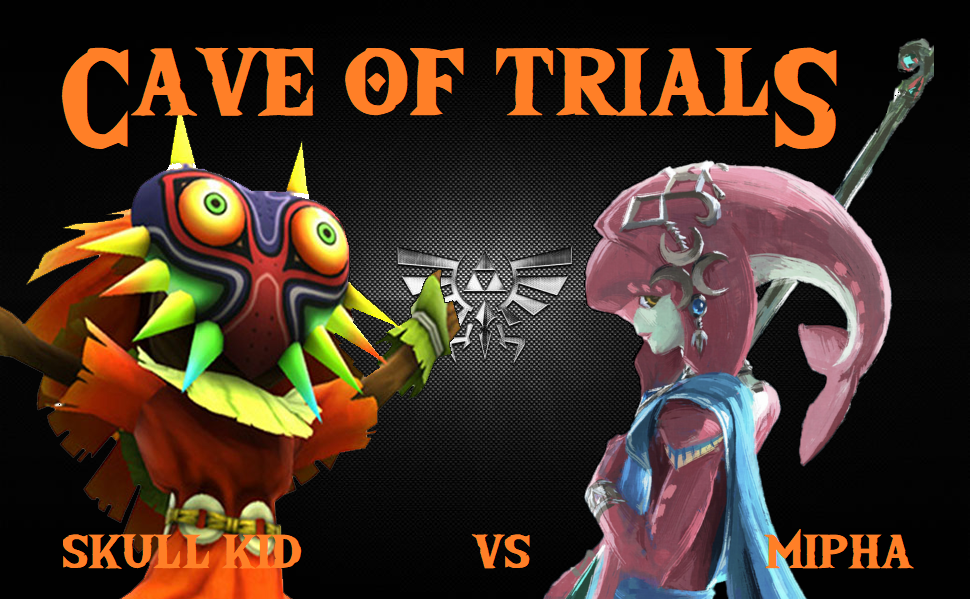 Cave of Trials: Week Twenty - Skull Kid vs Mipha + REDEMPTION ROYAL RUMBLE