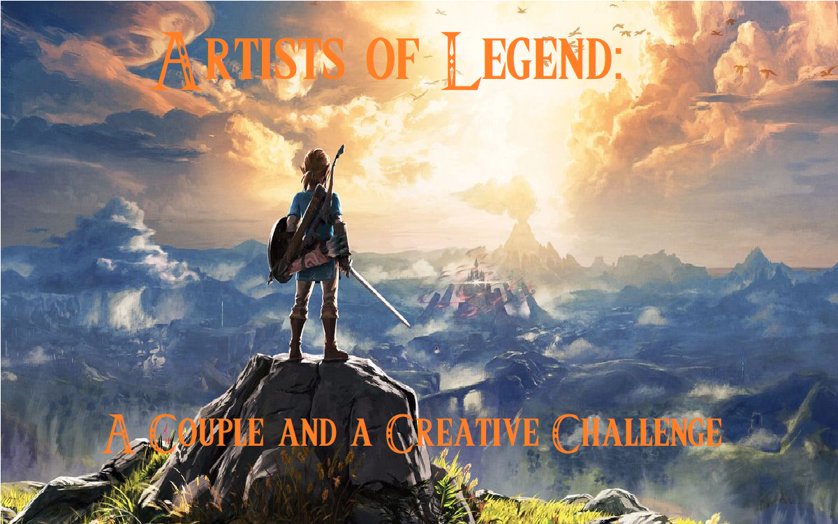 Artists Of Legend: A Couple And A Creative Challenge