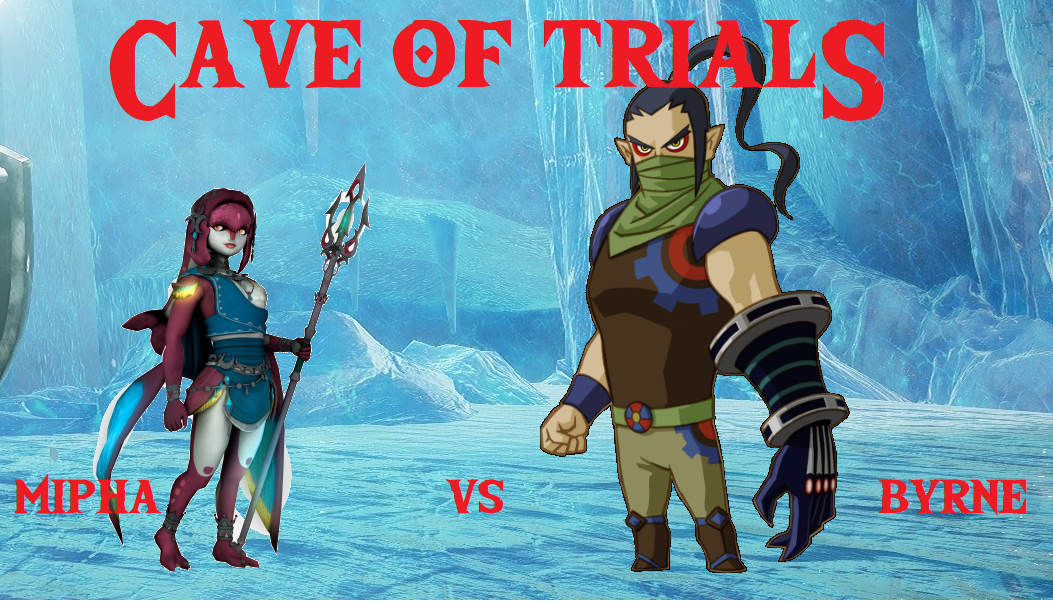 Cave of Trials: Week 24 - Mipha vs Byrne