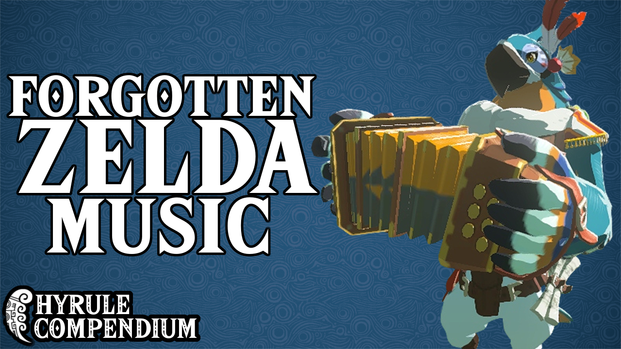 What Zelda Songs Did Not Make Our Top 50? - Hyrule Compendium