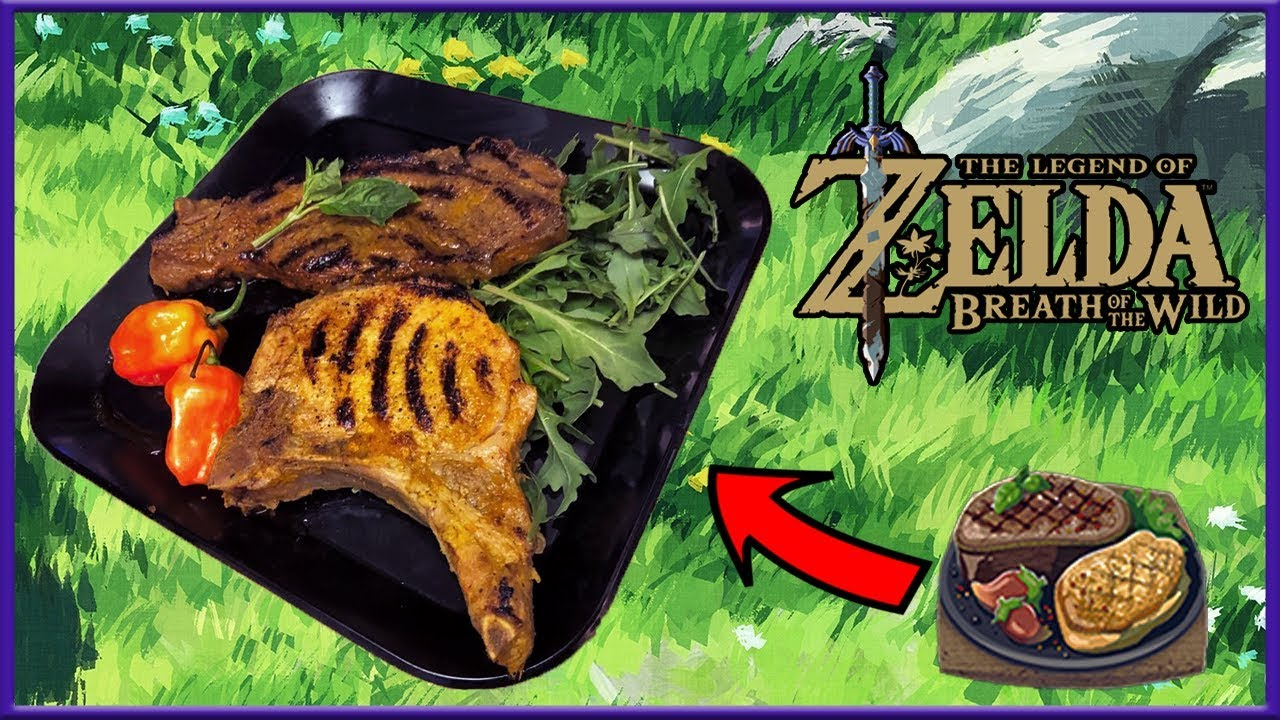 Breath Of The Wild Food Recipes Wiki