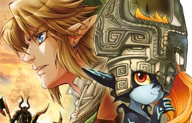 Volume 3 of the Twilight Princess Manga is Now Available