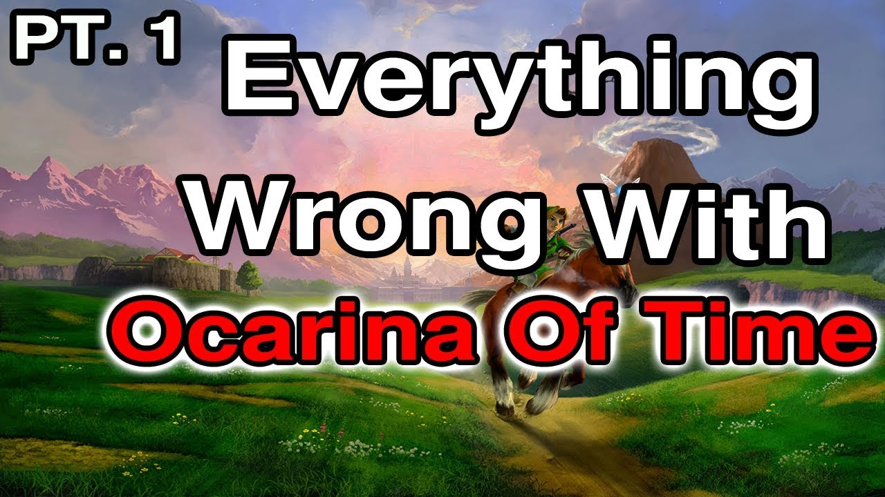 This Timeless Classic Isn't Perfect in Sins Video Showcasing Everything Wrong with Ocarina of Time