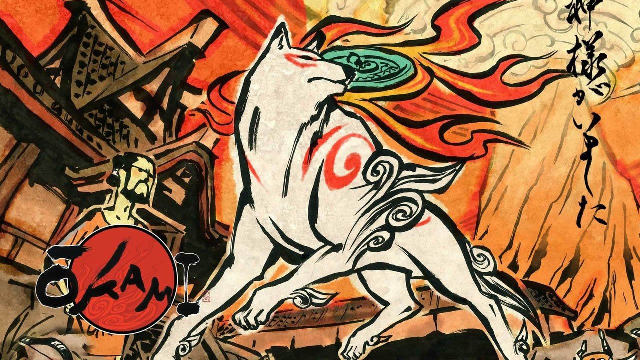 Inspired by Zelda: The Artistic Impressions of Okami