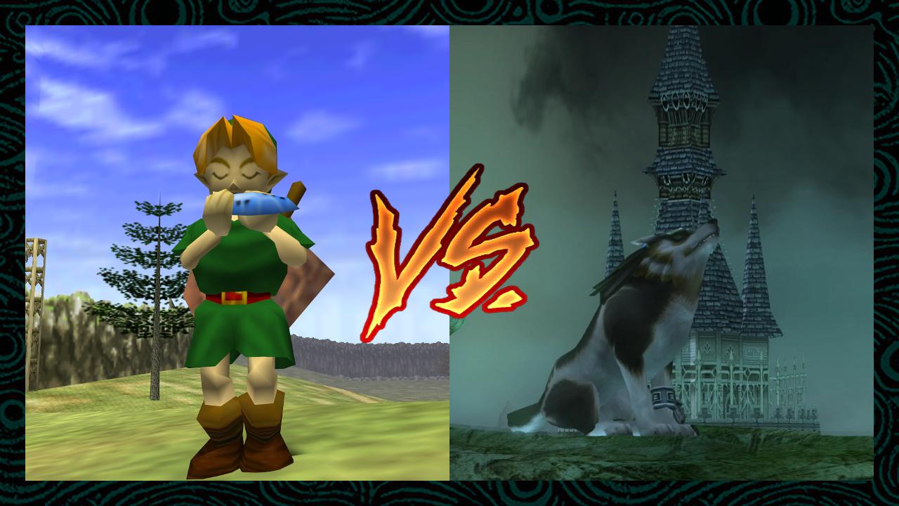 Zelda Versus: Best Soundtrack Tournament -- Finals -- Ocarina of Time Vs. Twilight Princess
