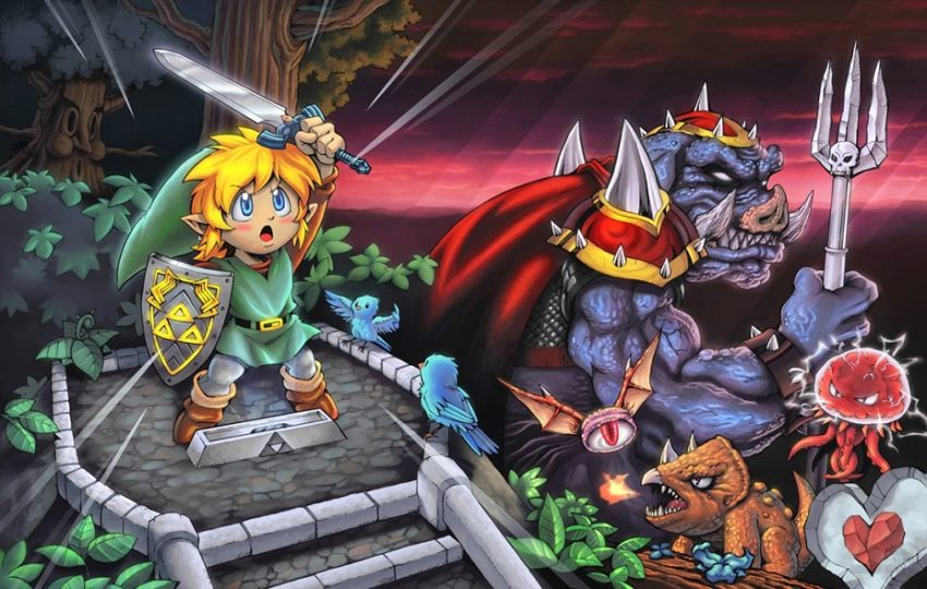 How A Link to the Past Inspired Myself, the Zelda Franchise, and the