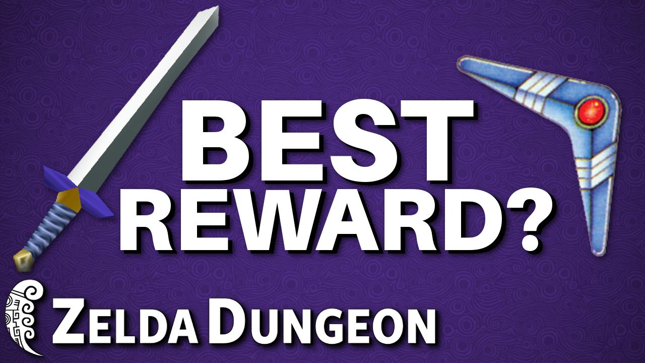 Which Zelda Game Has the Best Trading Sequence Reward? - Zelda Challenge
